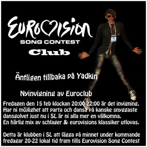 euroclub promo 15 feb swe