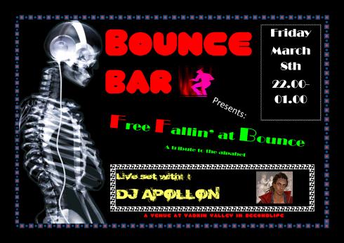 Bounce Bar Logo - 20130308 - Free Fallin' on Bounce Bar2