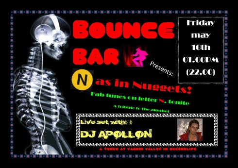 Bounce Bar Logo - 20130510 - N as in Nuggets