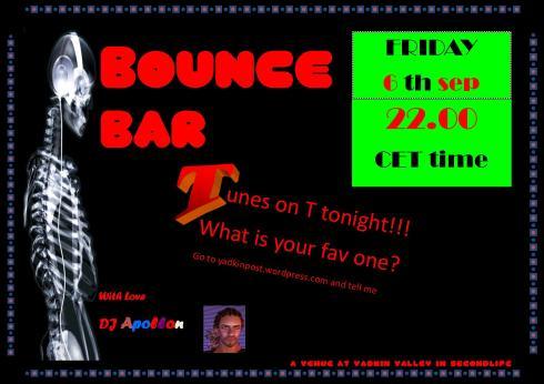 Bounce Bar - 20130906 - T - at Bounce Bar
